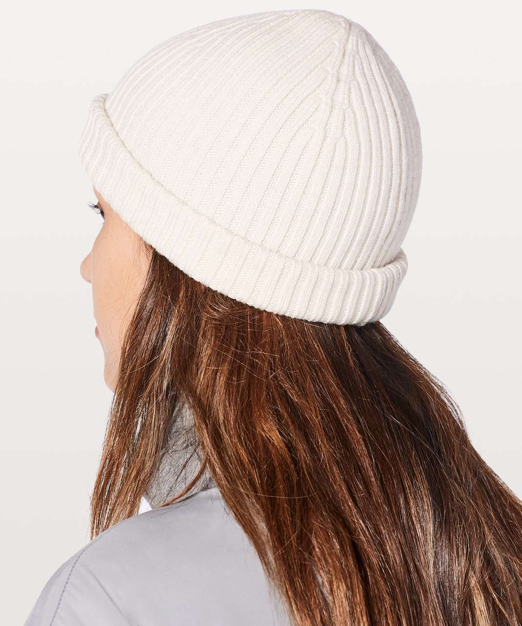 Lululemon Wool Be Cozy Toque - Heathered Angel Wing
