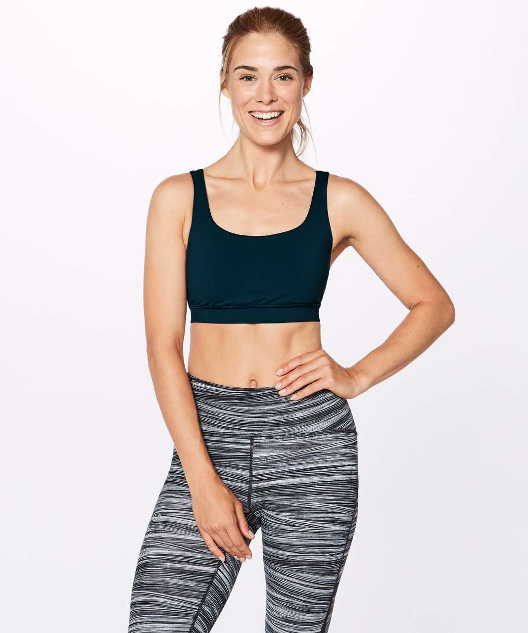 Lululemon Energy Bra - Nile Blue