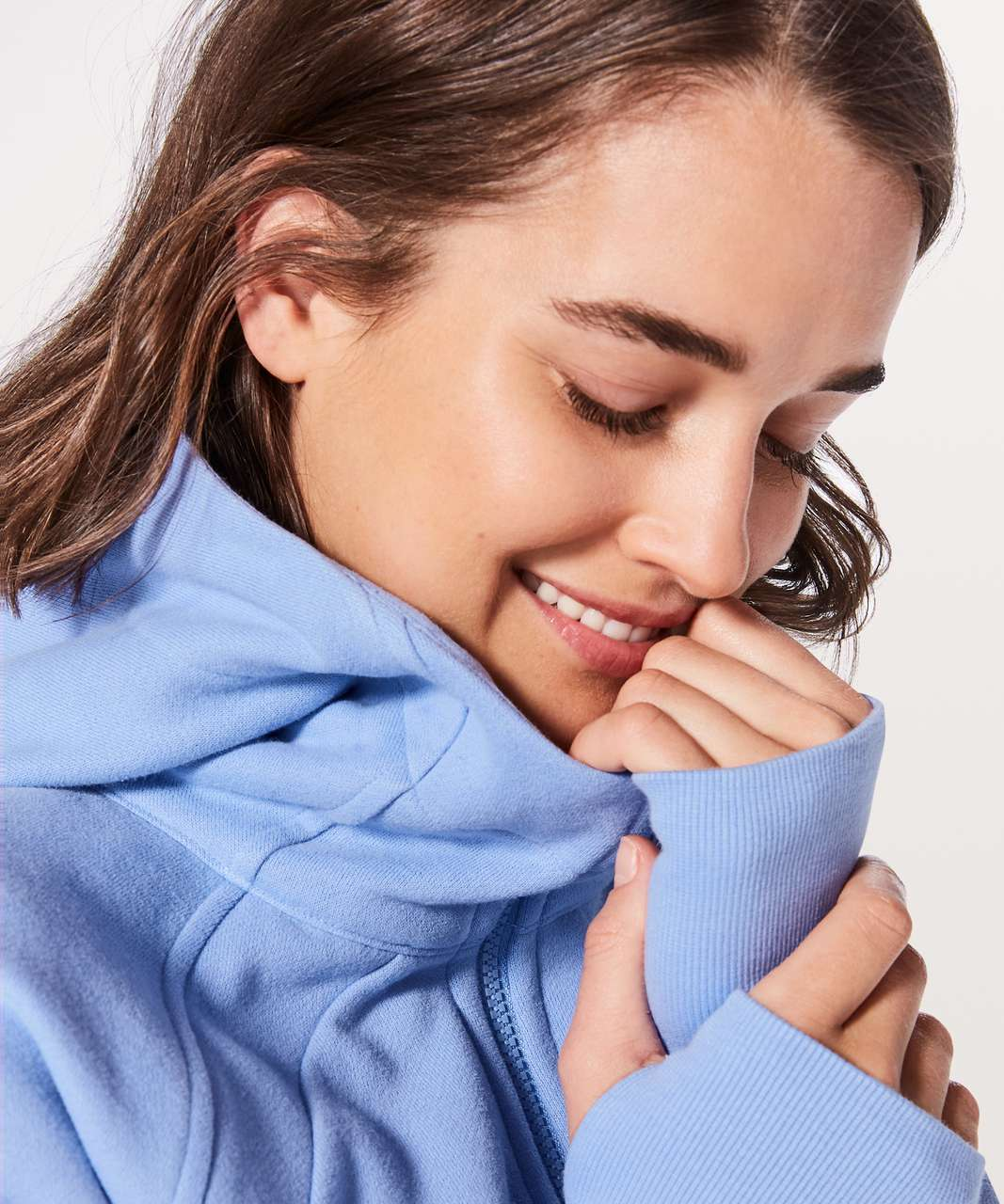 Lululemon Scuba Hoodie *Light Cotton Fleece - Hydrangea Blue