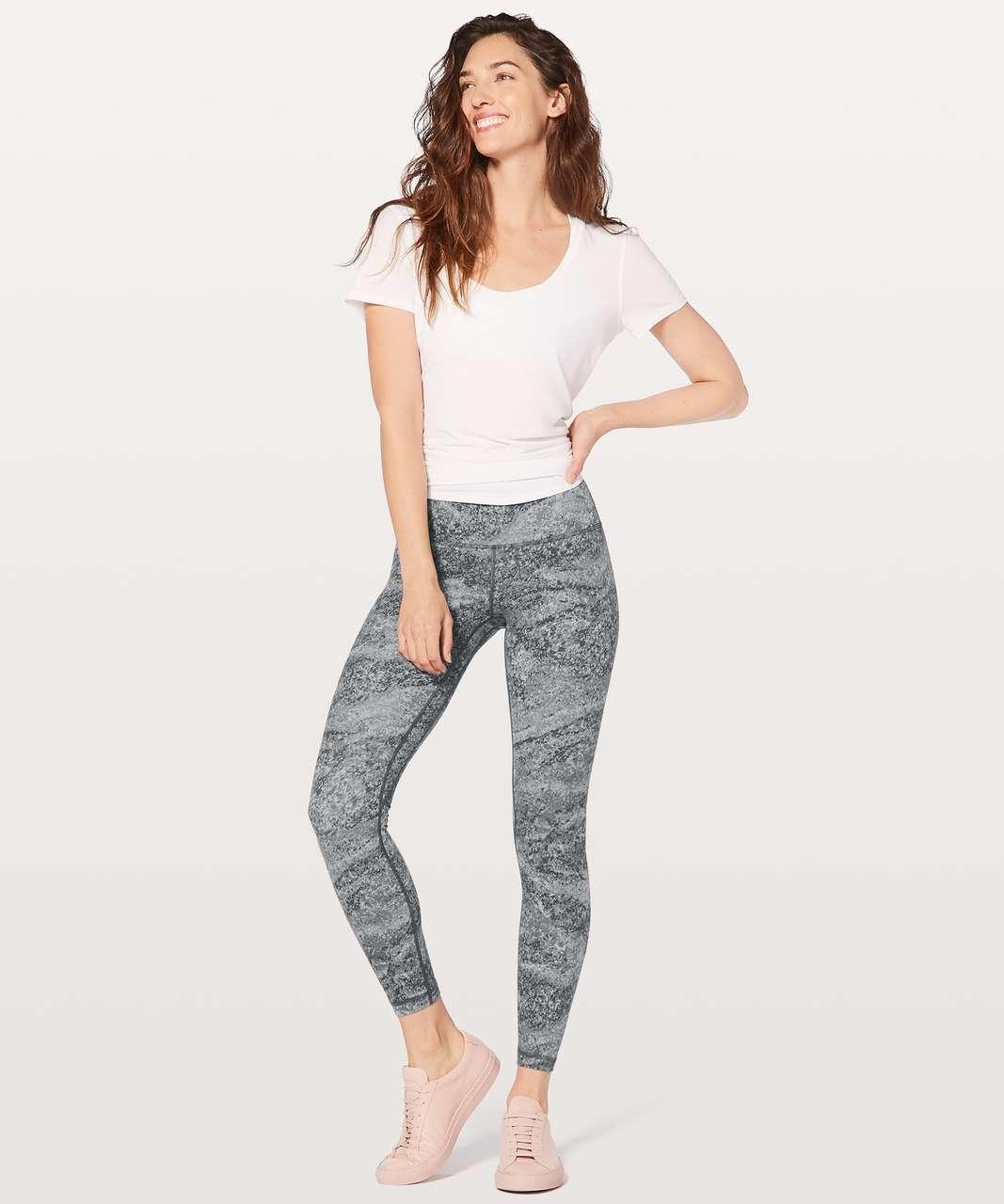 "Lululemon Align Pant Full Length 28"" - Area Ice Grey"