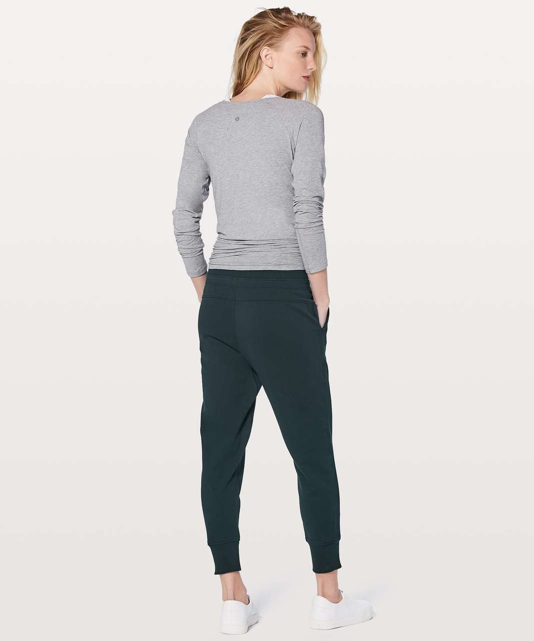 "Lululemon Press Pause Jogger II 25.5"" - Nocturnal Teal"