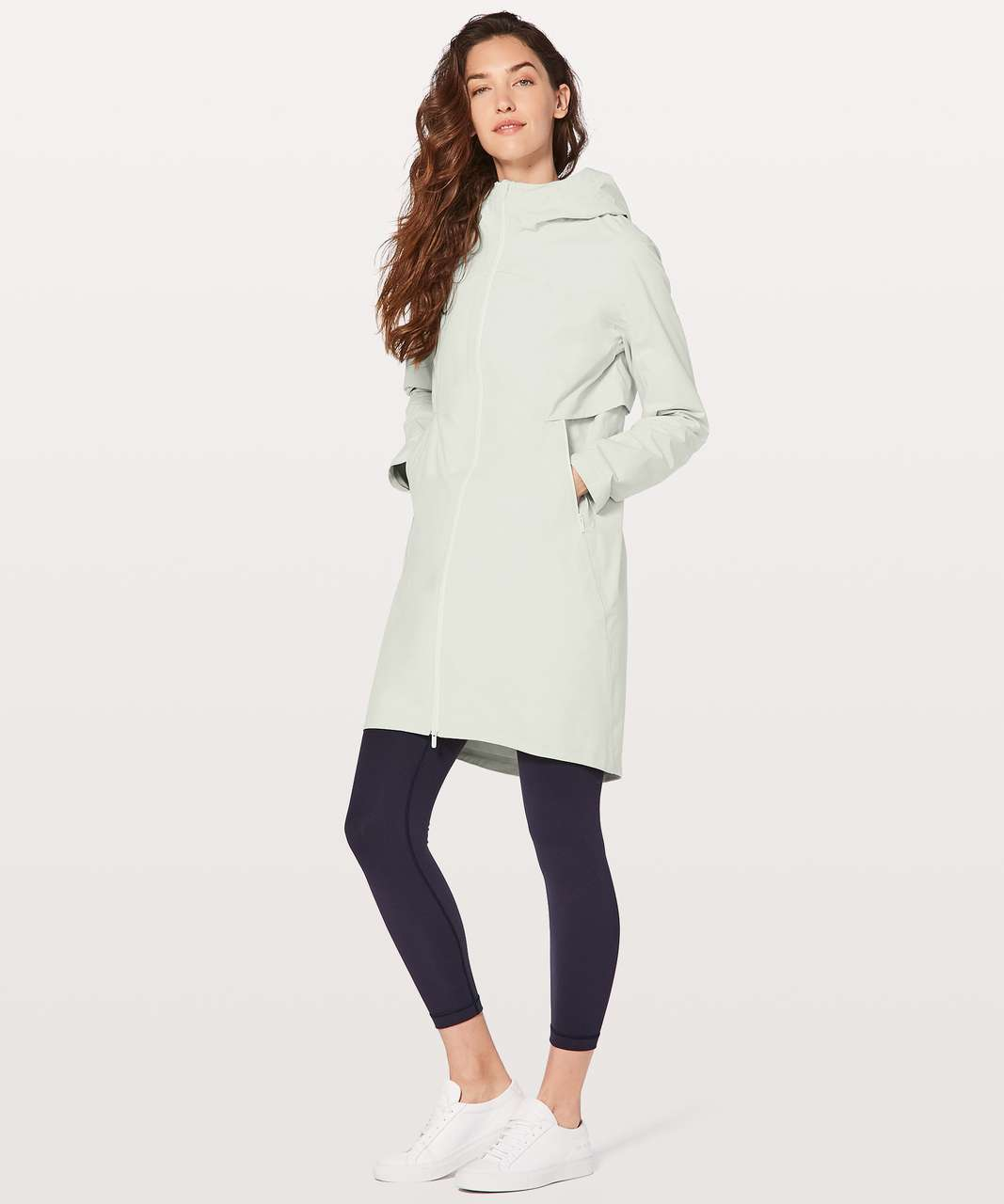 Lululemon Cloud Crush Jacket - Ocean Mist