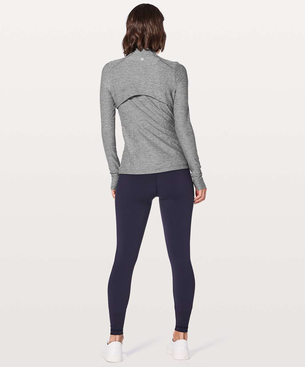 Lululemon Define Pullover - Heathered Slate