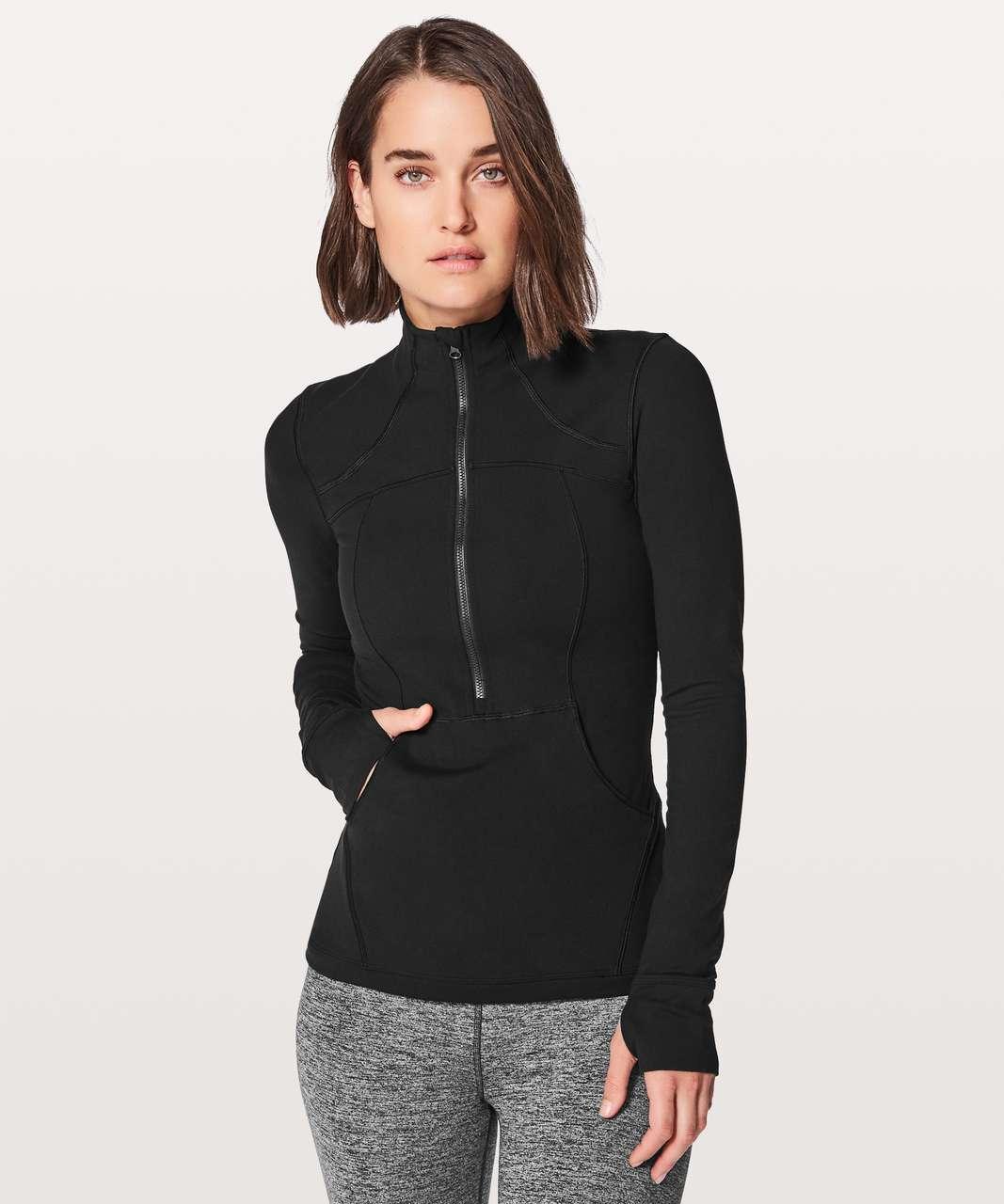 Lululemon Define Pullover - Black