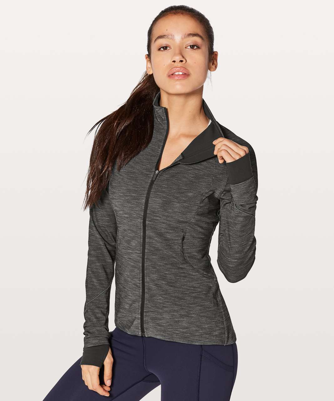 Lululemon Gait Keeper Jacket - Heathered Black