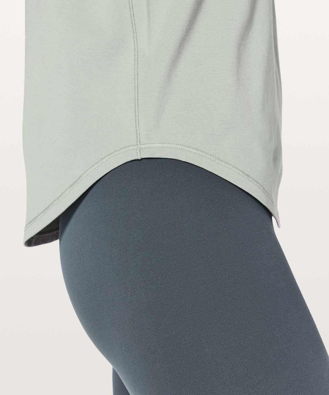 Lululemon Sweat Date Singlet - Misty Moss