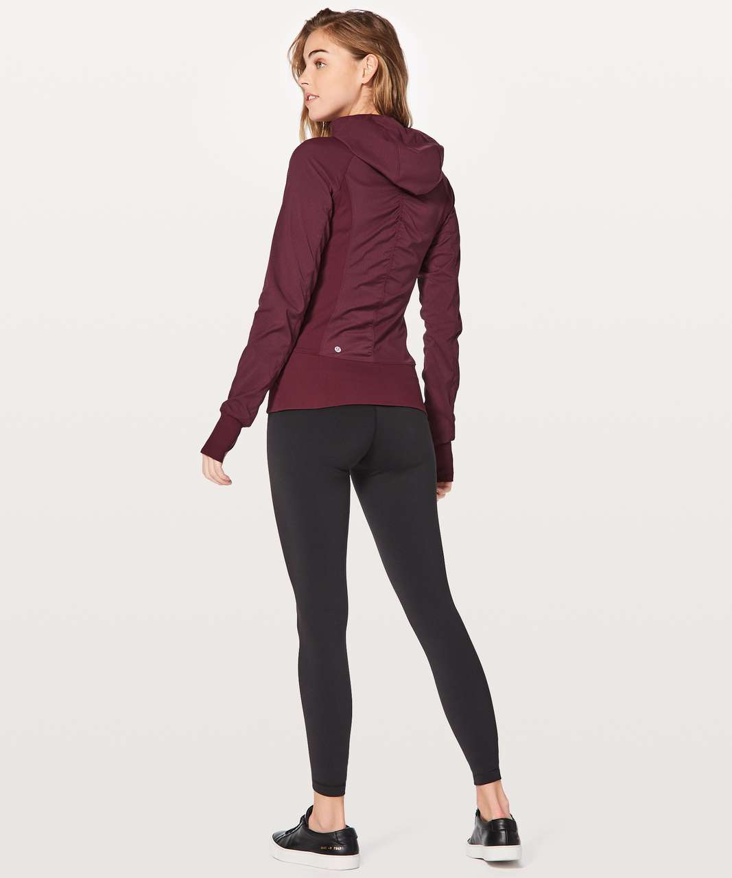 Lululemon In Flux Jacket - Plum