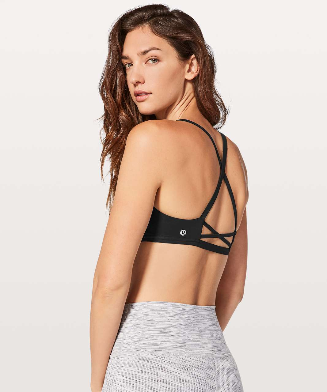 Lululemon Laced With Intent Bra - Black