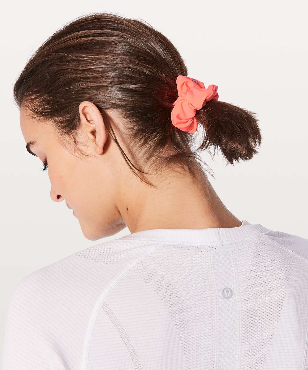 Lululemon Uplifting Scrunchie - Sunset