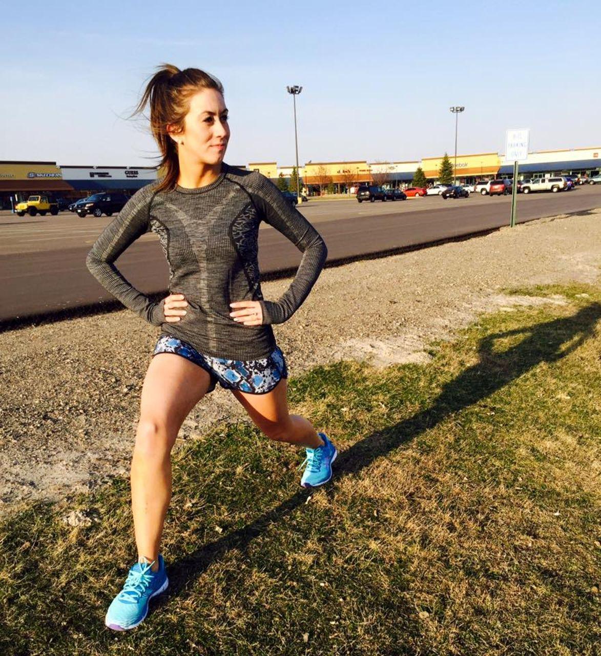 Lululemon Run:  Speed Short *4-way Stretch - Mini Ziggy Snake Caspian Blue Pipe Dream Blue / Pipe Dream Blue / Caspian Blue