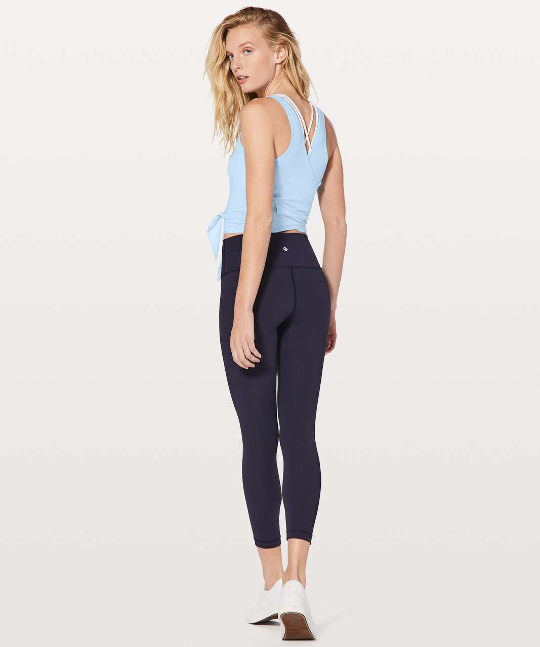 Lululemon Its A Tie Tank - Breezy