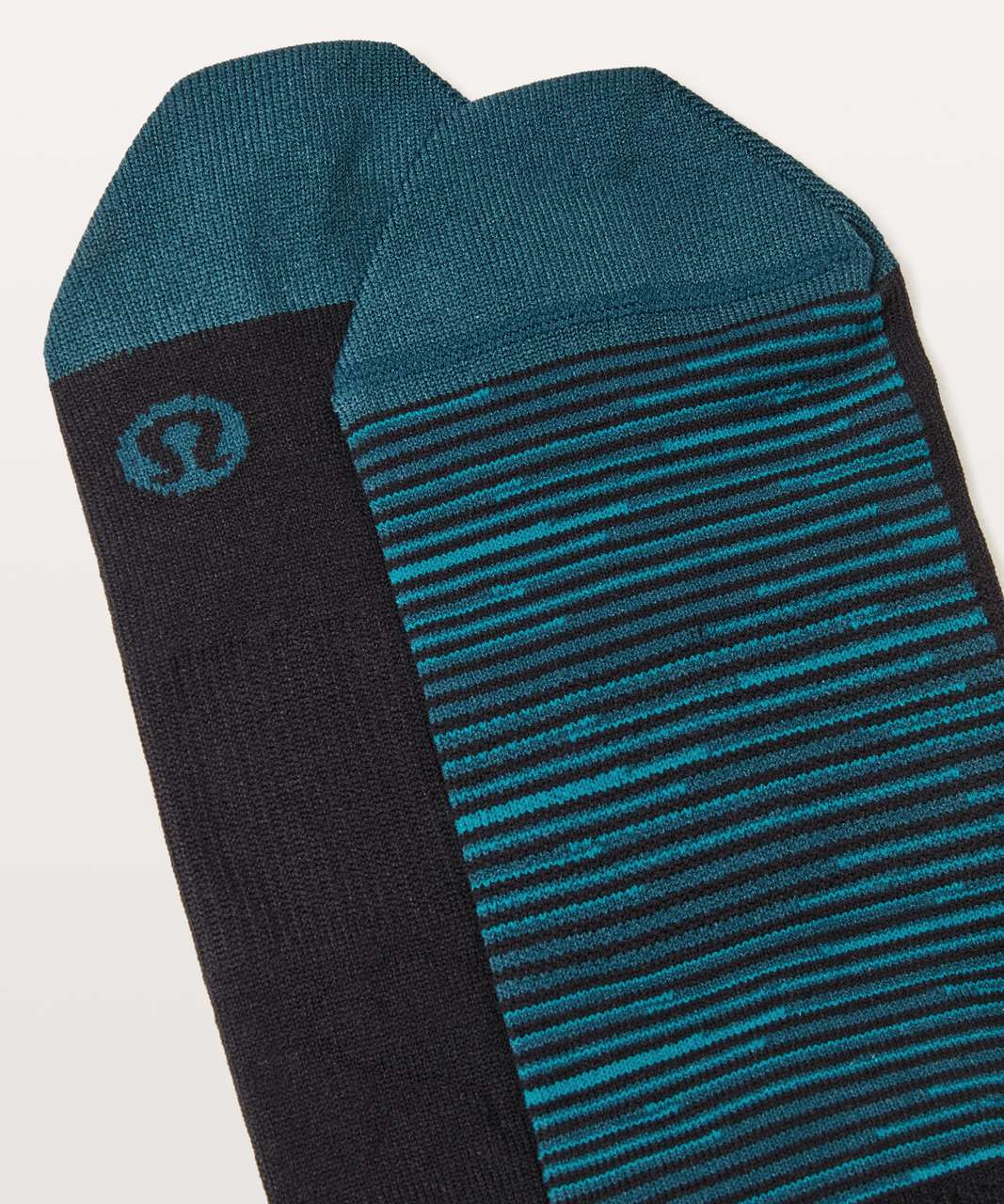 Lululemon Play All Day Sock - Dark Maritime / Cyprus / Black