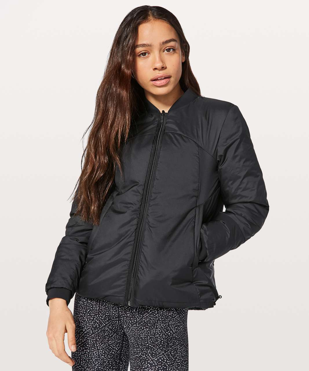 Lululemon Weightless Wunder Jacket - Black