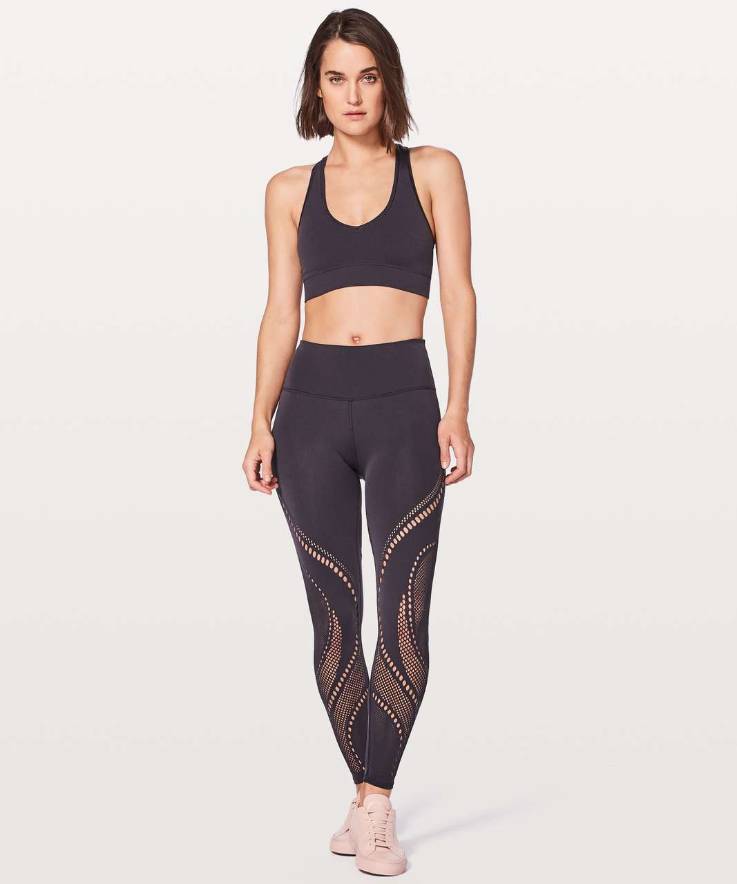 "Lululemon Reveal Tight Precision 25"" - Boysenberry"