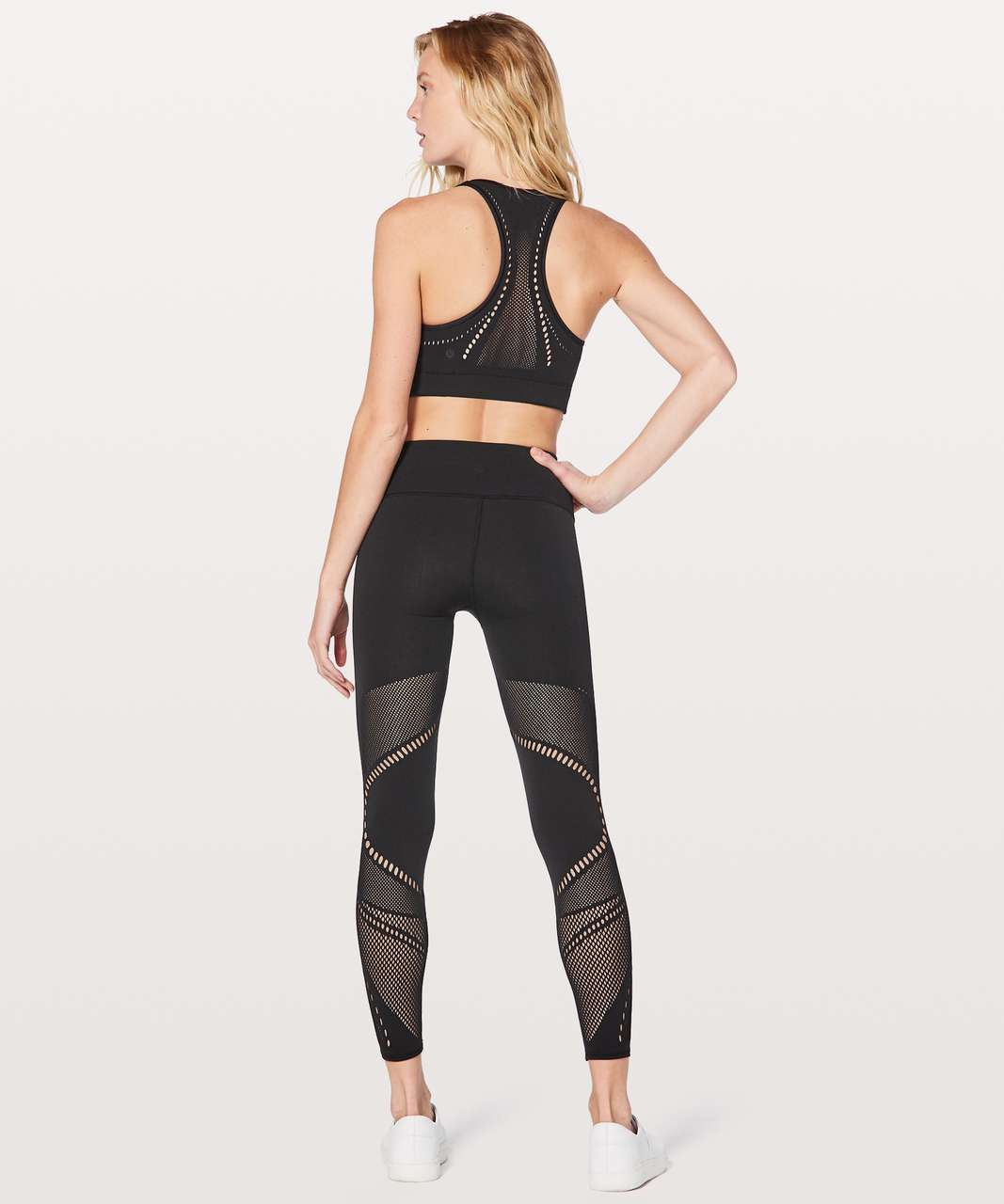 "Lululemon Reveal Tight Precision 25"" - Black"