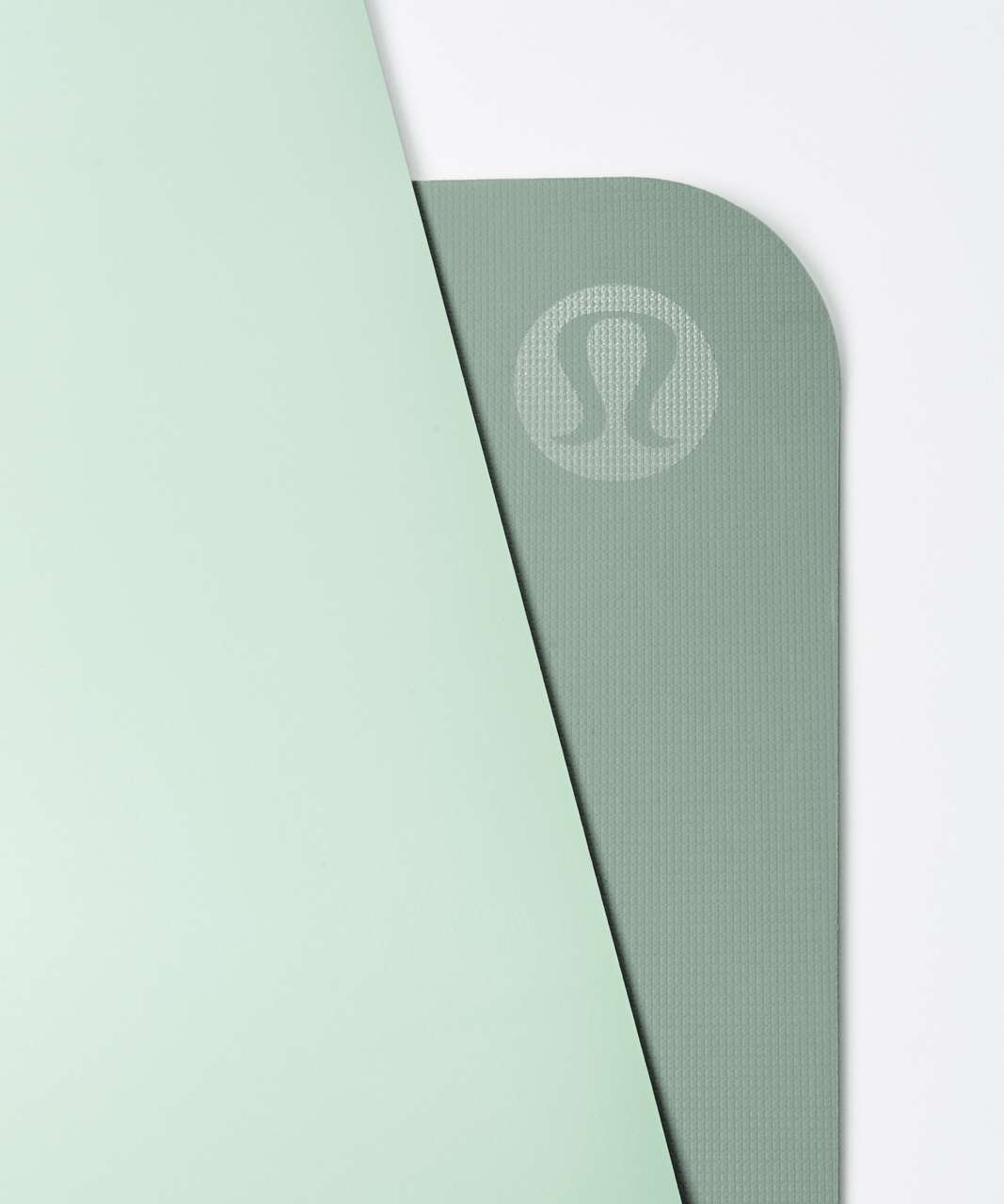 Lululemon The Reversible Mat 5mm - Misty Moss
