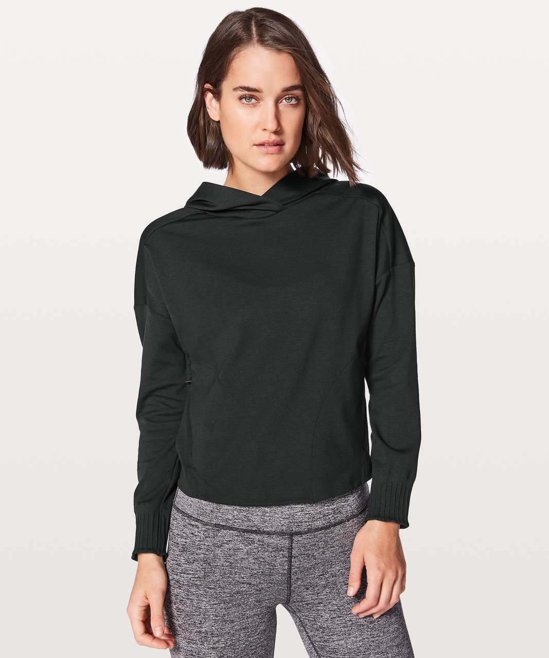 Lululemon Split Out Hoodie - Black