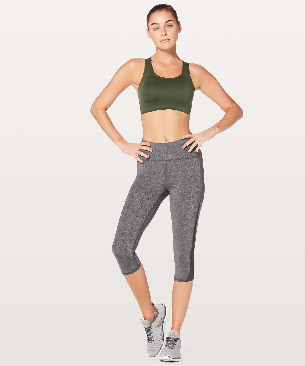 Lululemon Enlite Bra - Pesto
