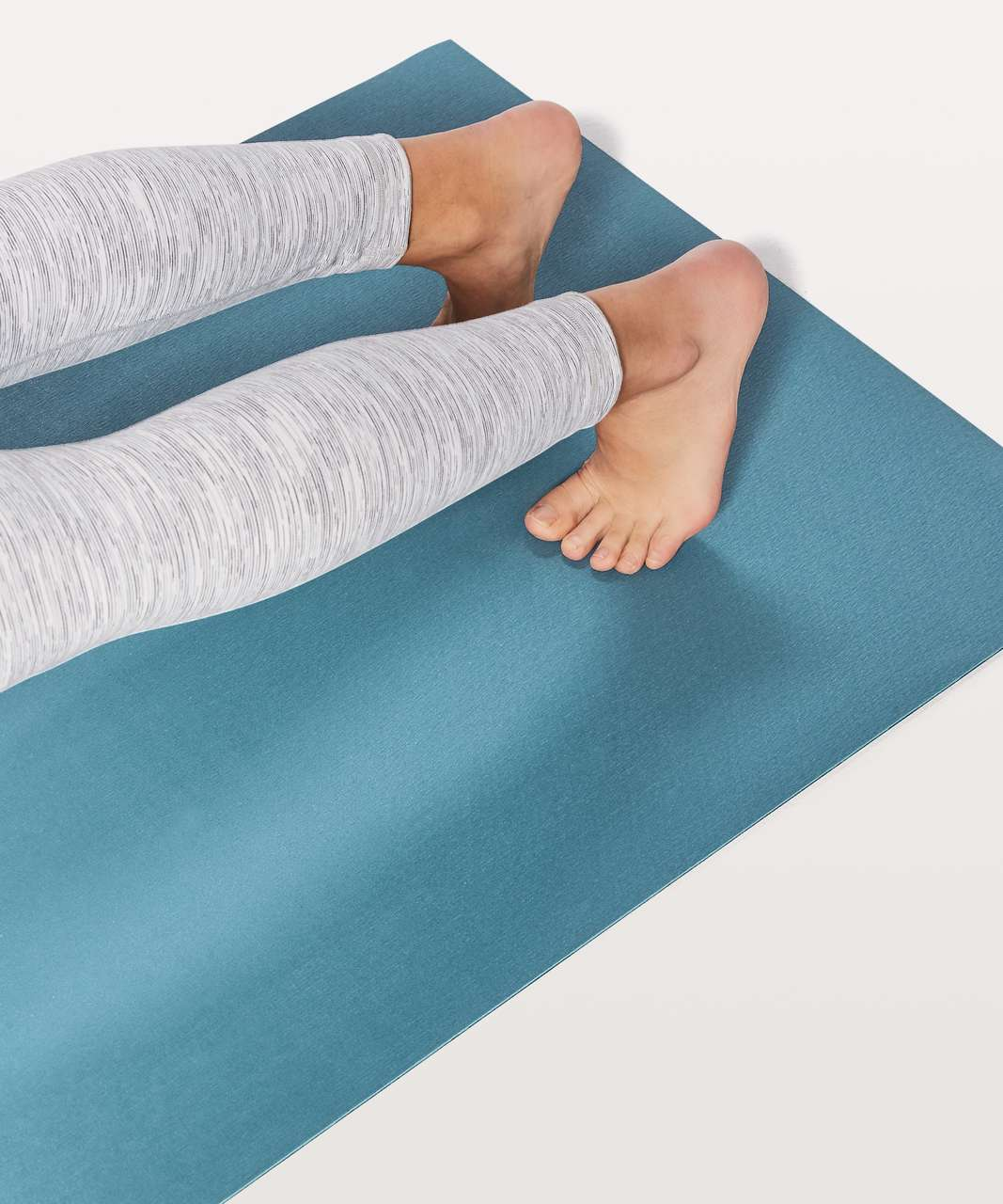 Lululemon Namastay Mat - Persian Blue / Dark Uniform Blue