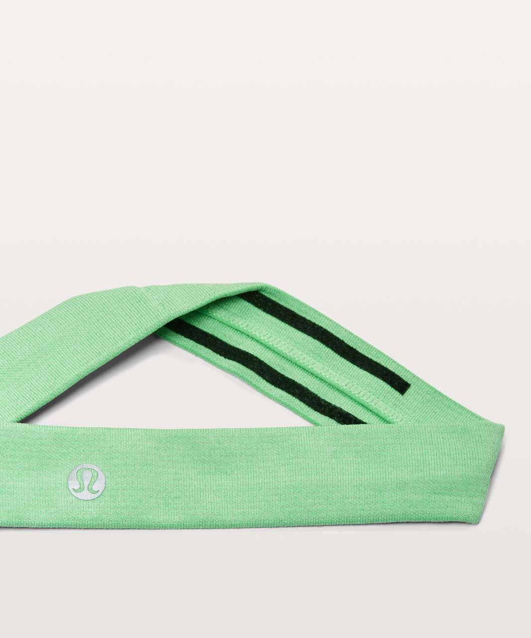 Lululemon Cardio Cross Trainer Headband - Dragonfly / White