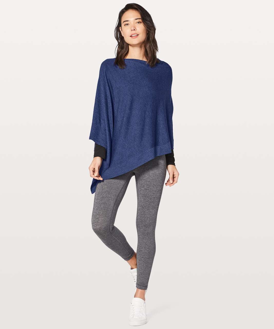 Lululemon Yin Poncho - Midnight Navy