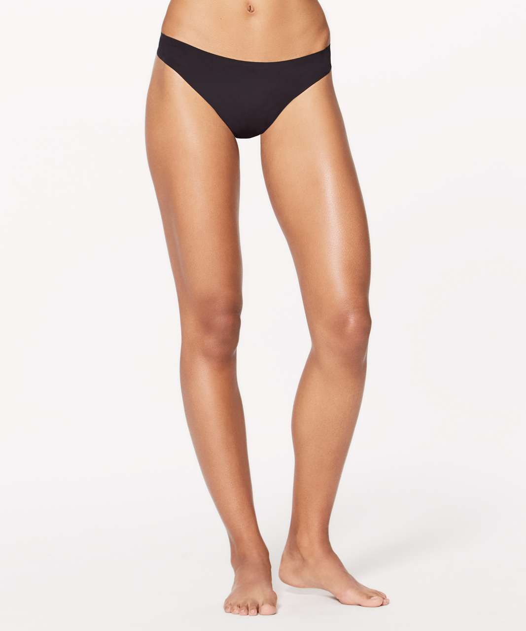 Lululemon Namastay Put Thong II - Black