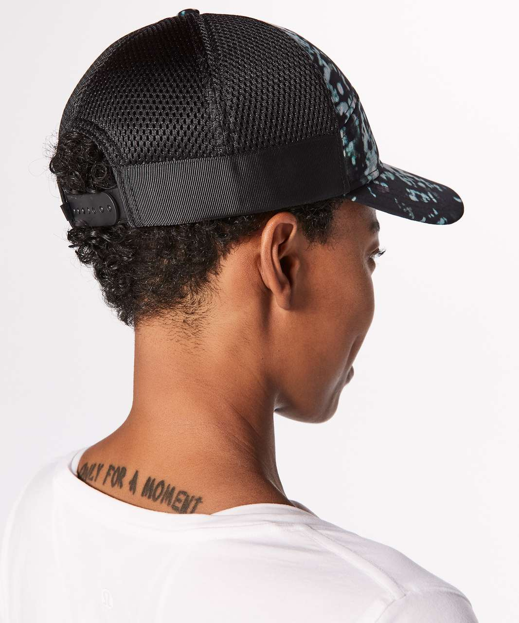 Lululemon Dash & Splash Cap II - Pixel Haze Multi Black