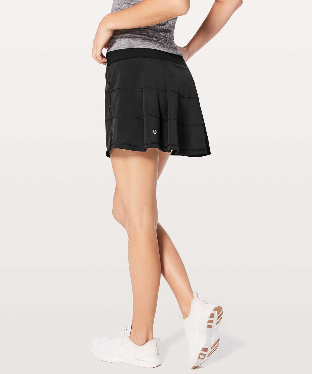 "Lululemon Pace Rival Skirt (Tall) *4-way Stretch 15"" - Black"