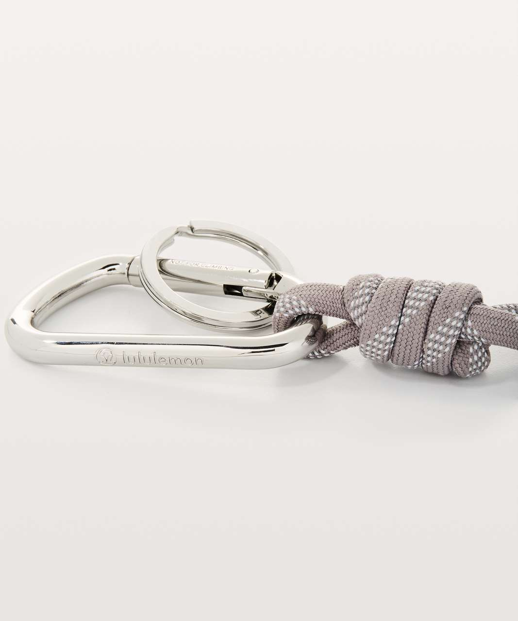 Lululemon You Hold The Key Chain - Dark Chrome