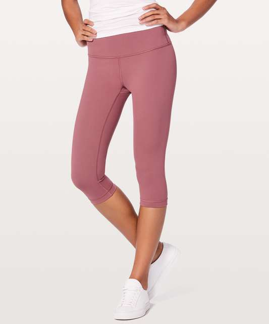 60d6b4aa3 Lululemon Wunder Under Hi-Rise 1 2 Tight (Luxtreme) - Wee Are From ...