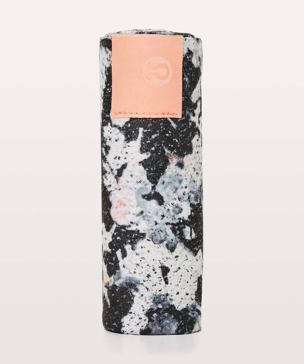 Lululemon The (Small) Towel - Spring Bloom Multi / Black