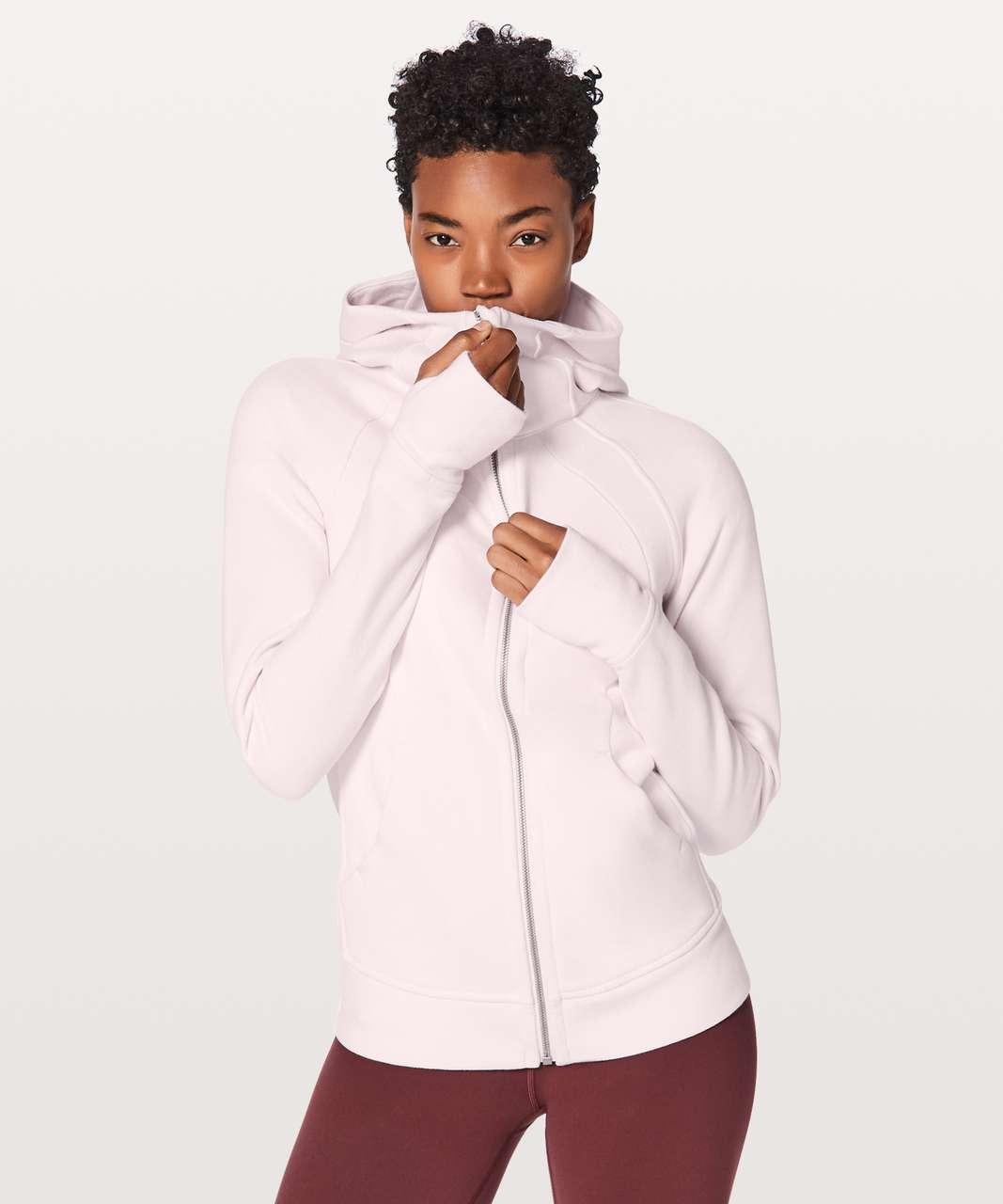 Lululemon Scuba Hoodie *Light Cotton Fleece - Flutterby Pink (First Release)