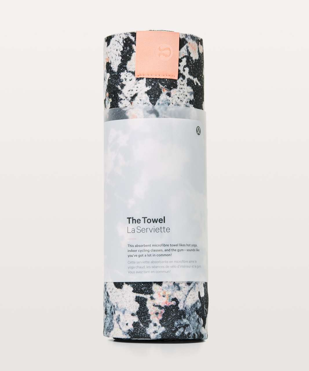 Lululemon The Towel - Spring Bloom Multi / Black