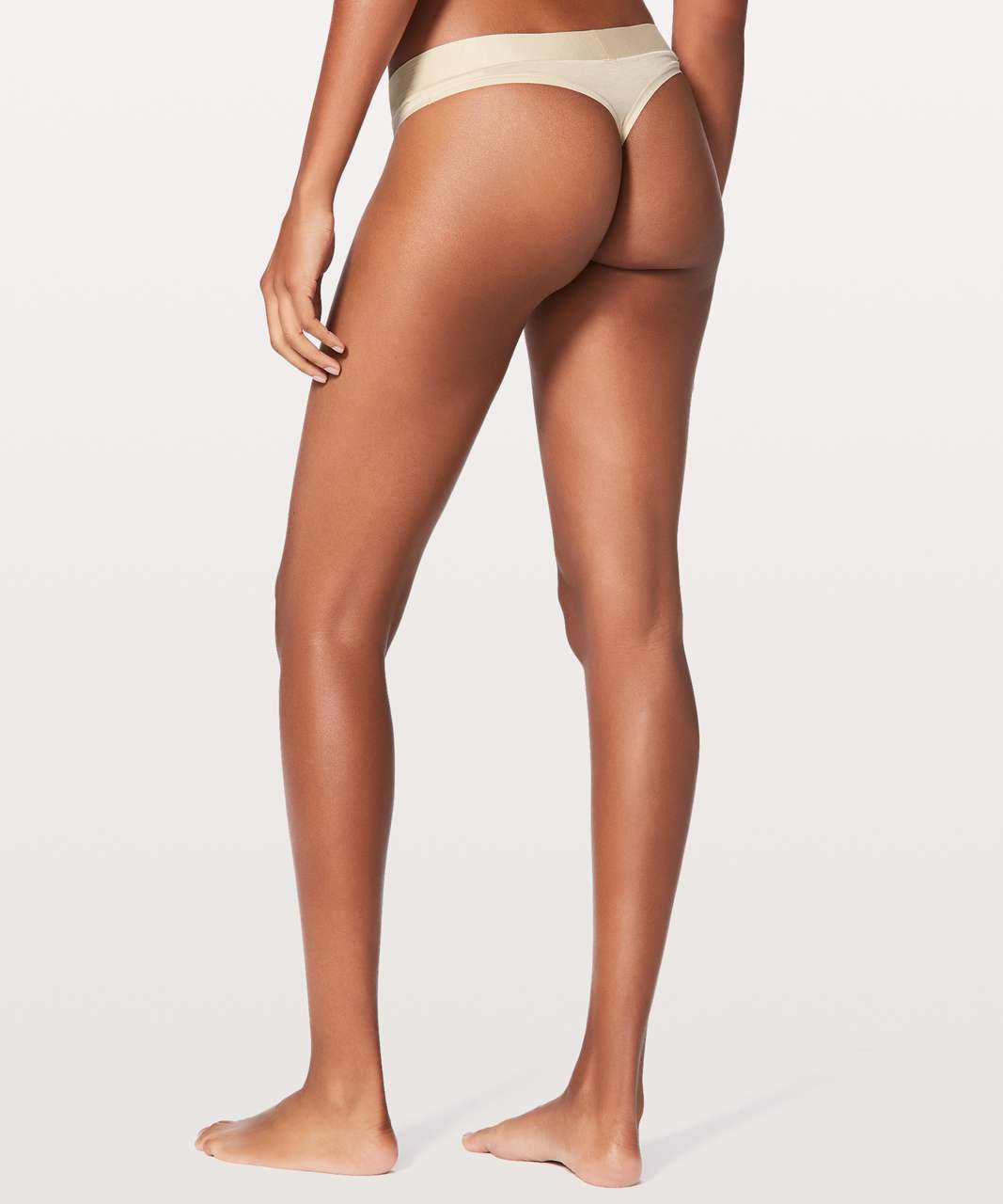 Lululemon Mula Bandhawear Thong - Chantilly