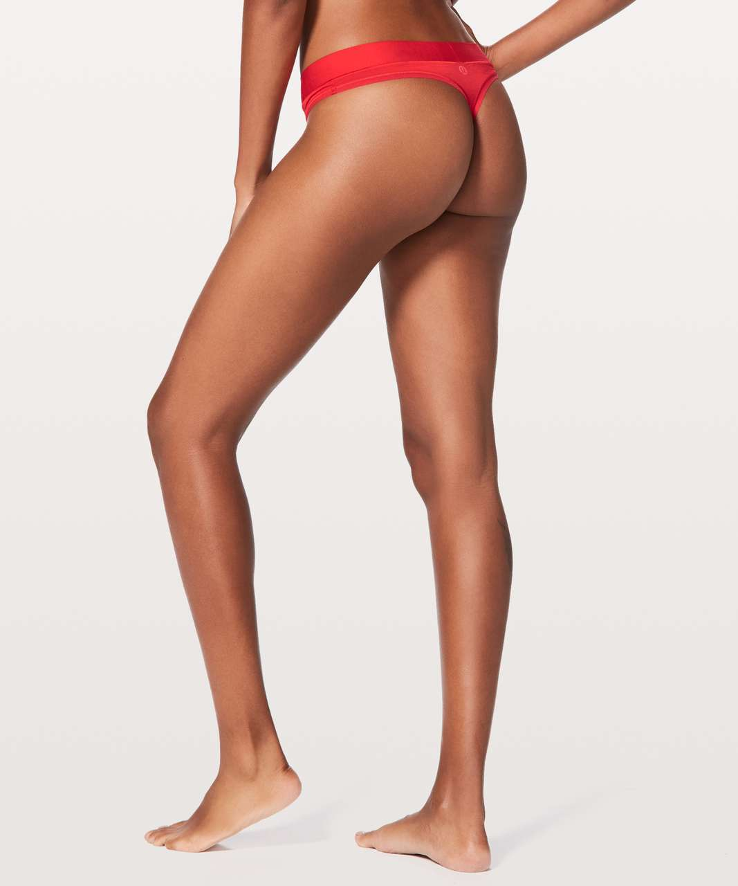Lululemon Mula Bandhawear Thong - True Red
