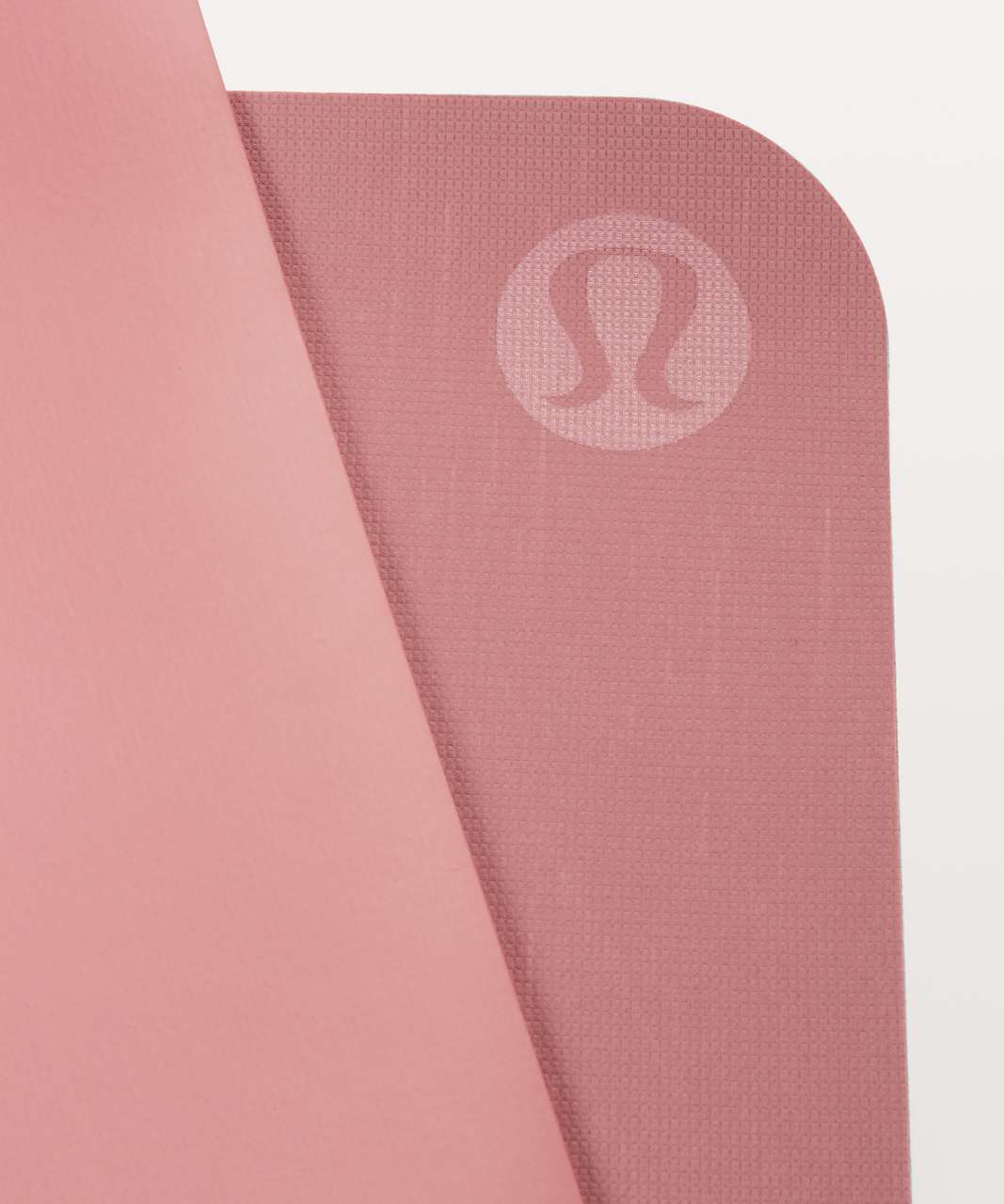 Lululemon The Reversible Mat 5mm - Quicksand / Light Quicksand