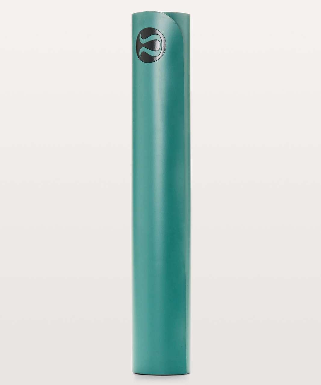 Lululemon The Reversible Mat 5mm - Sea Green / Tonic Sea