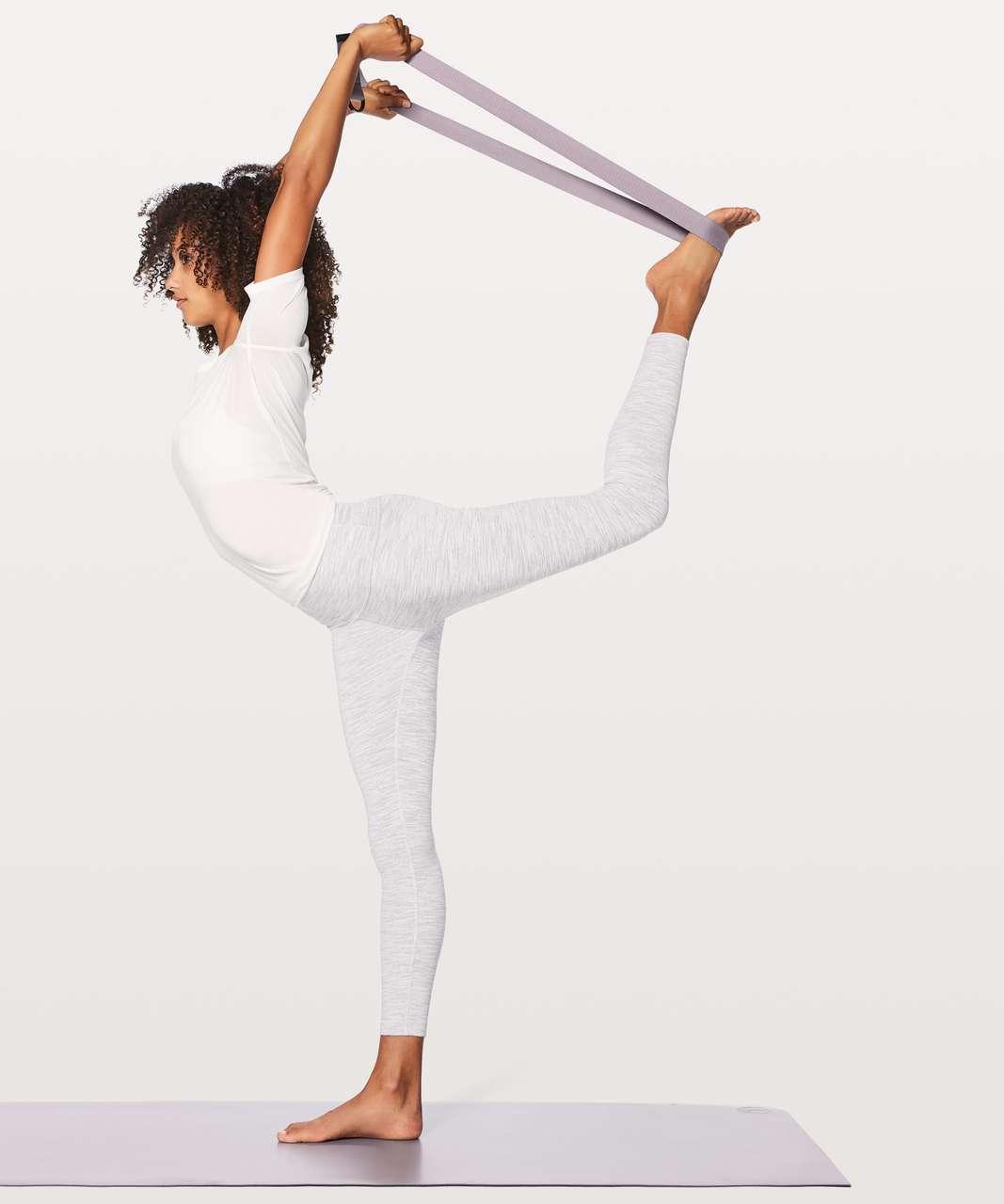 Lululemon No Limits Stretching Strap - Dusty Dawn