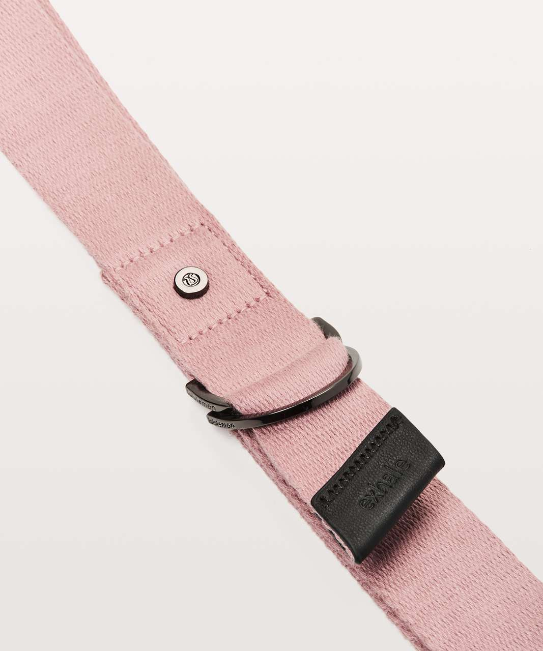 Lululemon No Limits Stretching Strap - Light Quicksand