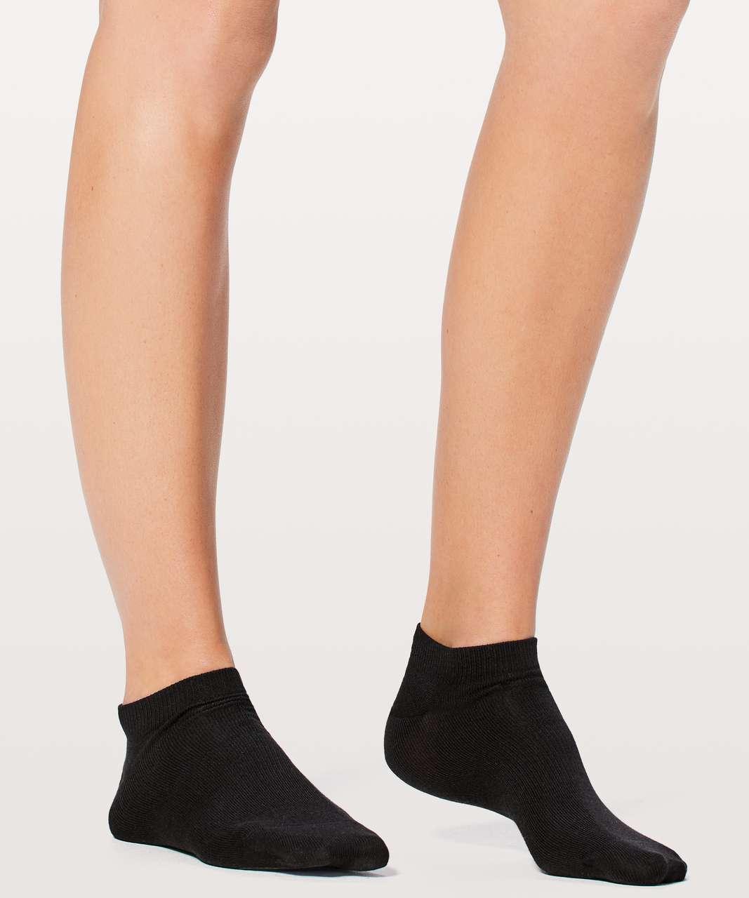 Lululemon All In A Day Sock - Black