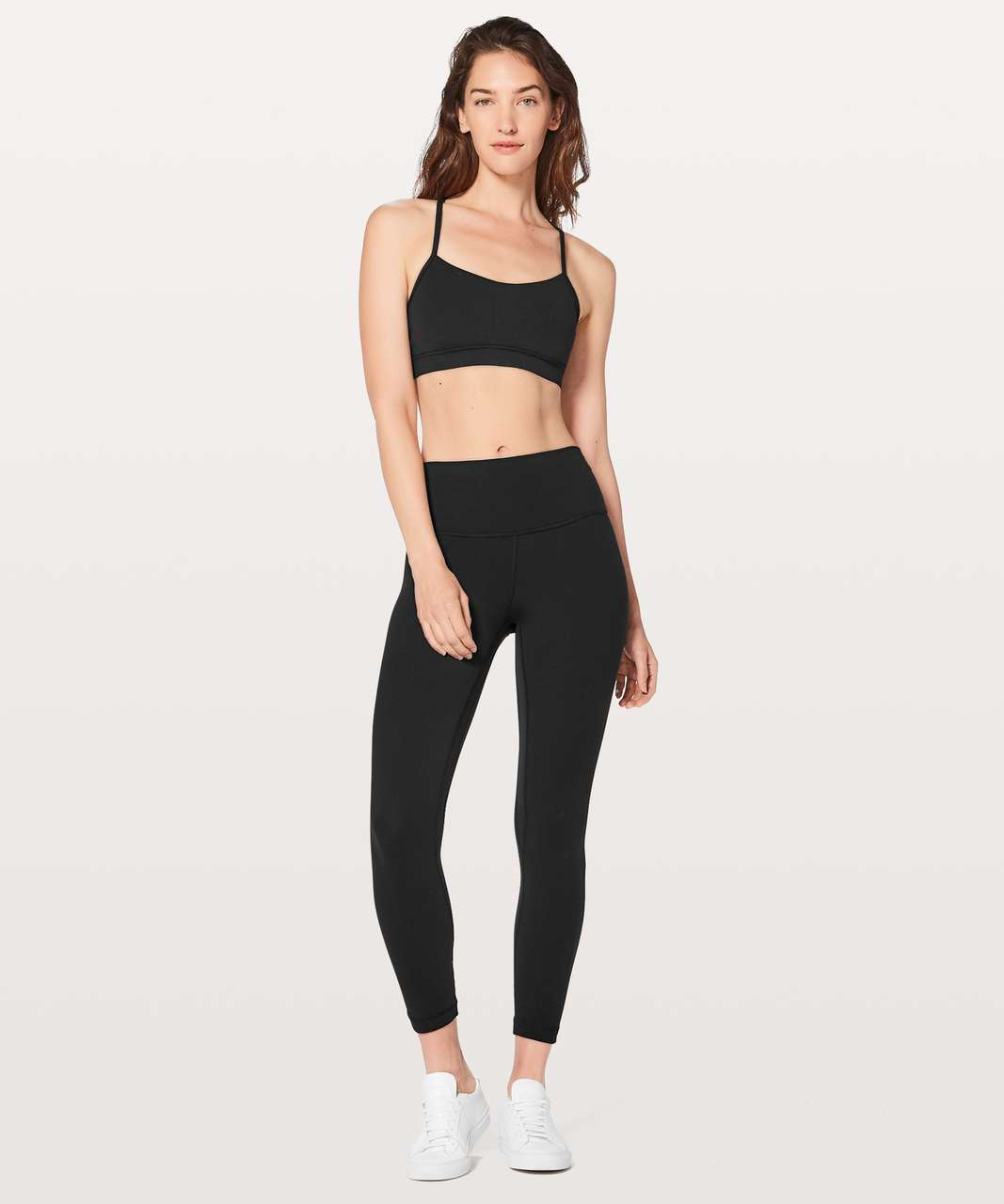 Lululemon Flow Y Bra *Nulu - Black