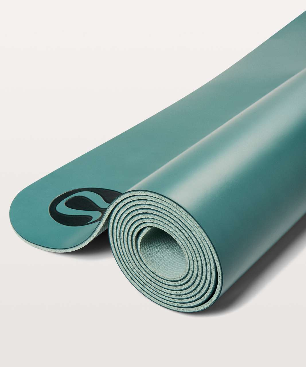 Lululemon The Reversible Mat 3mm - Sea Green / Tonic Sea