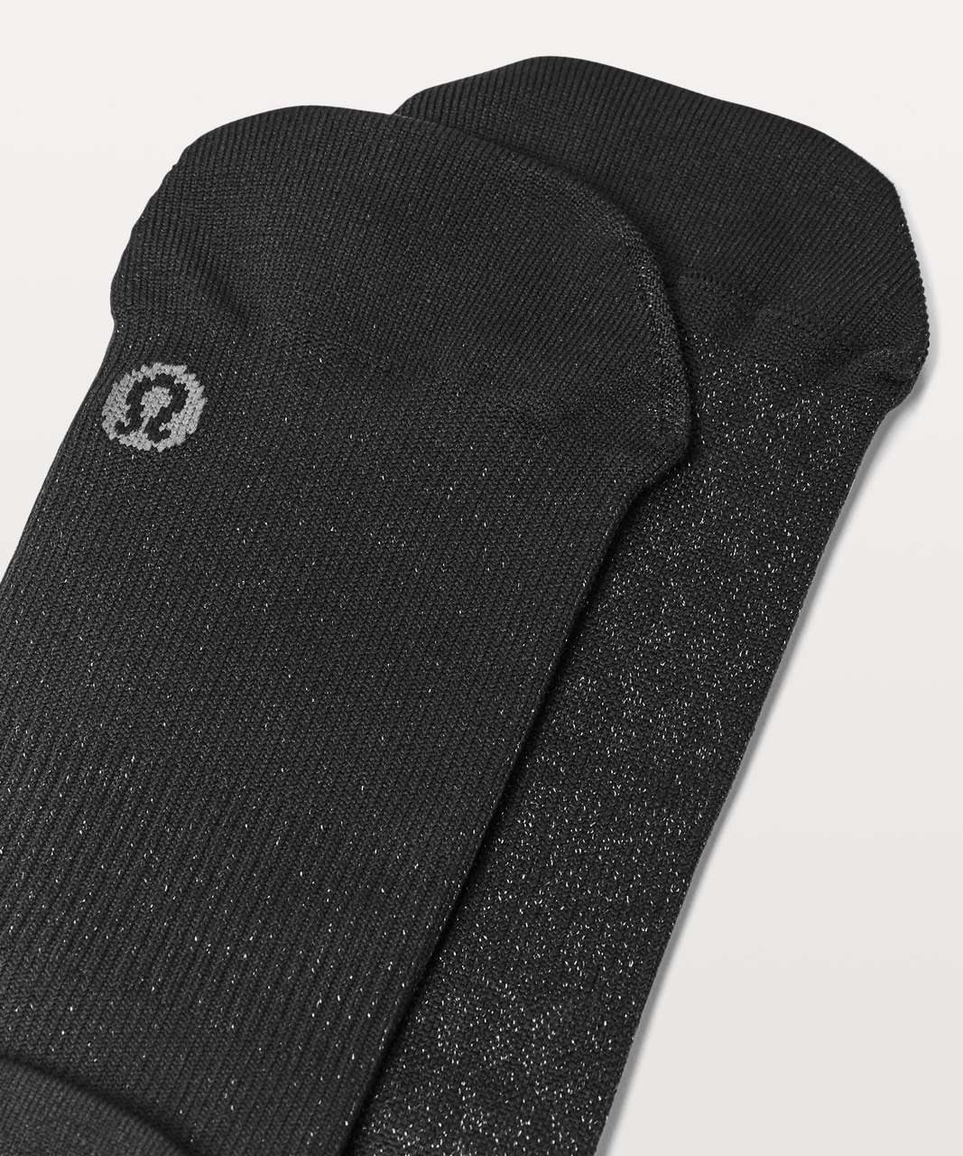 Lululemon Light Speed Sock *Silver - Black