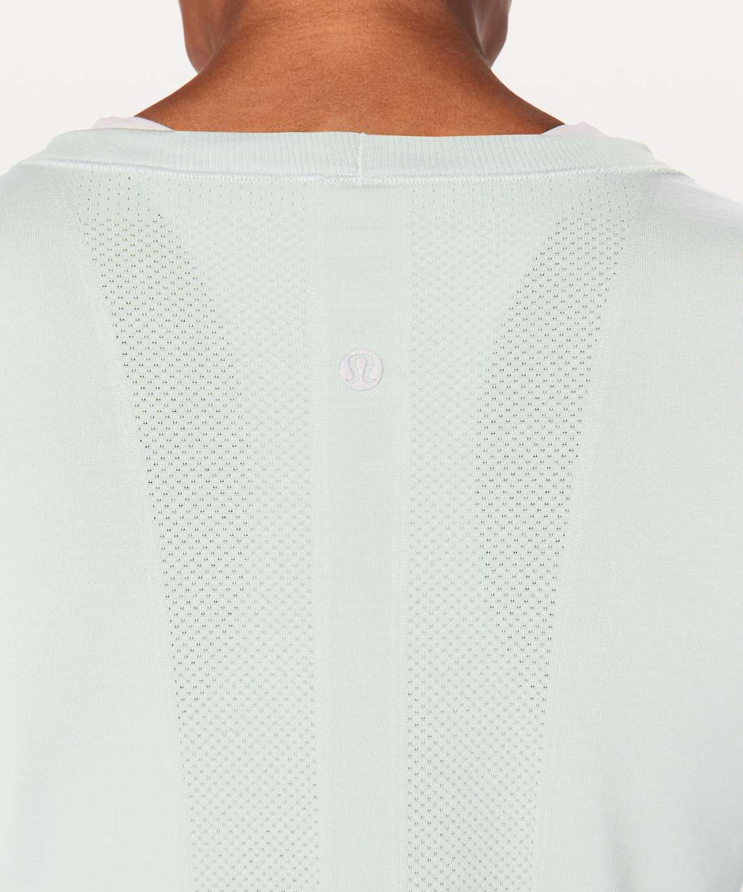 Lululemon Swiftly Tech Long Sleeve (Breeze) Relaxed Fit - Sea Breeze