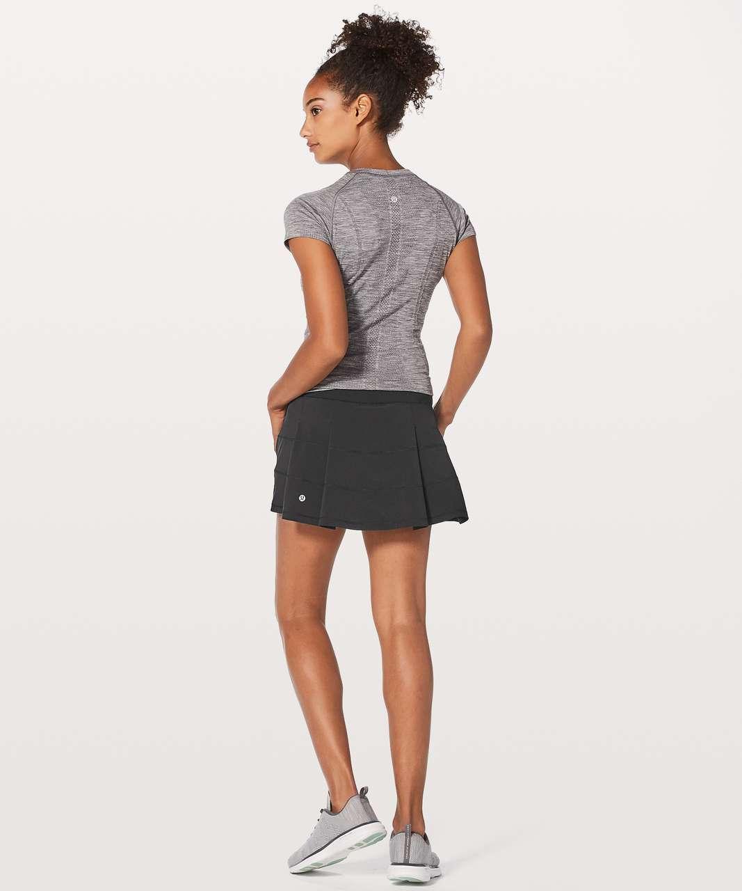 "Lululemon Pace Rival Skirt (Regular) *4-way Stretch 13"" - Black (First Release)"