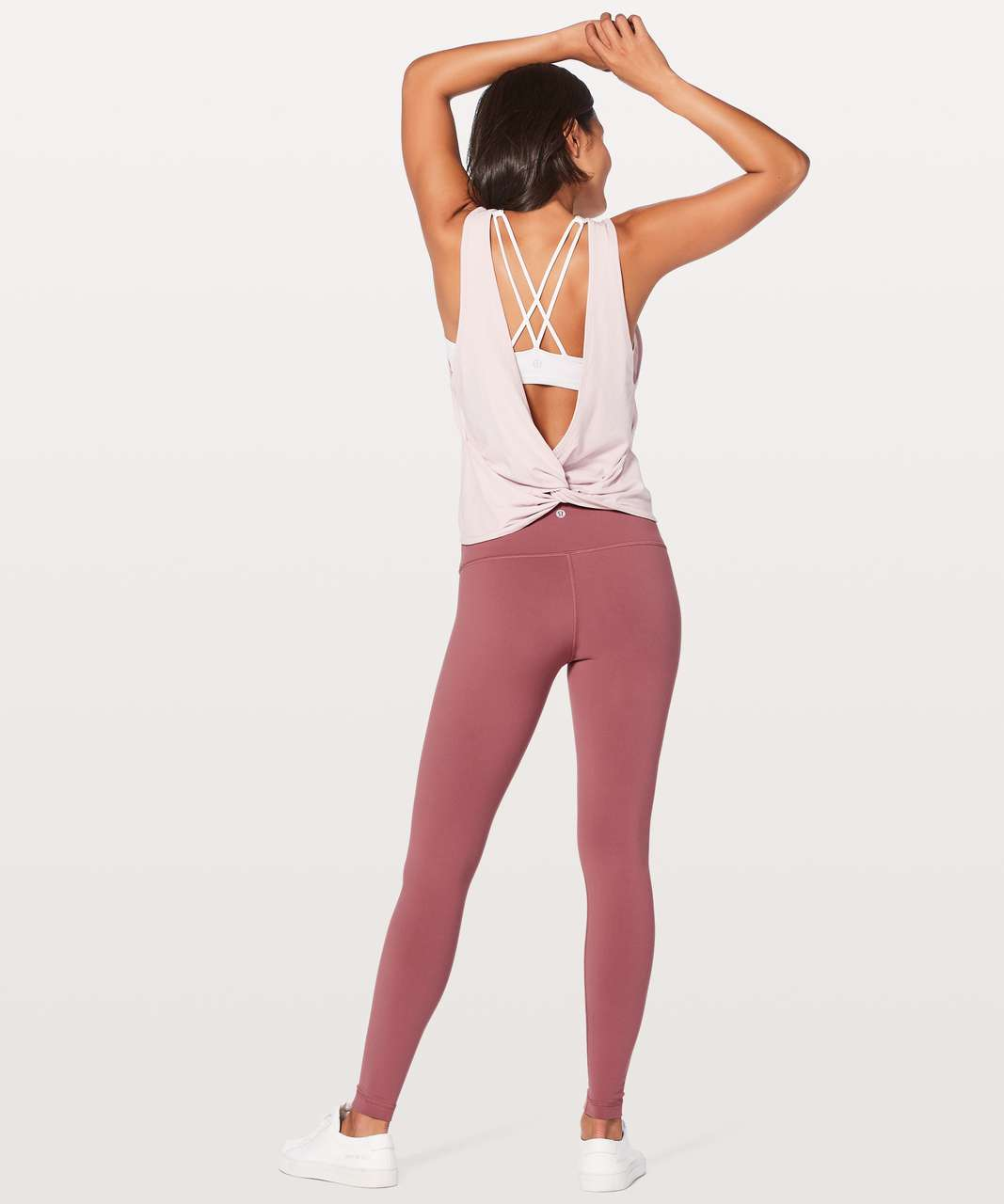 "Lululemon Wunder Under Super Hi-Rise Tight *Full-On Luon 28"" - So Merlot"