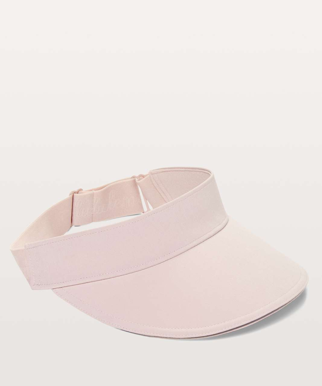 Lululemon Fast Paced Run Visor - Porcelain Pink
