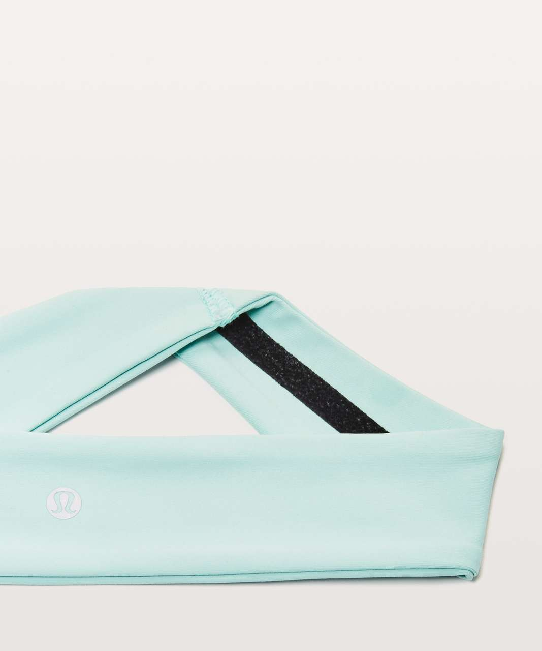 Lululemon Fly Away Tamer Headband II *Luxtreme - Tonic Sea