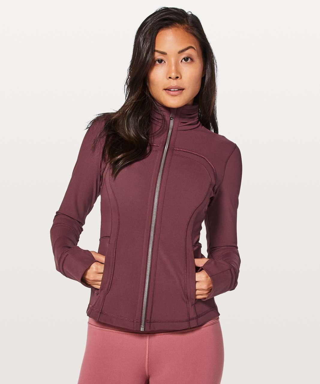 Lululemon Define Jacket Special Edition - Redwood