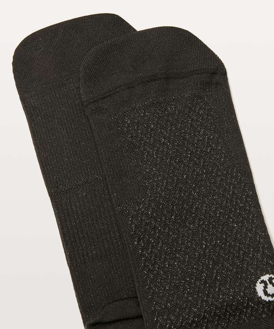 Lululemon Light Speed Sock Silver - Black